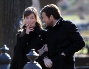 Olivia Wilde Smoking