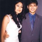 Vivek Oberoi with Gurpreet Gill