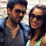 Bipasha Basu with Harman Baweja