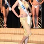 Esha Gupta Miss International 2007