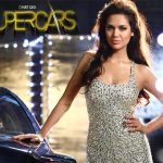 Esha Gupta Super Cars