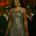 Katrina Kaif silver dress in Welcome