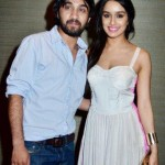 Shraddha Kapoor with her brother Siddhanth Kapoor