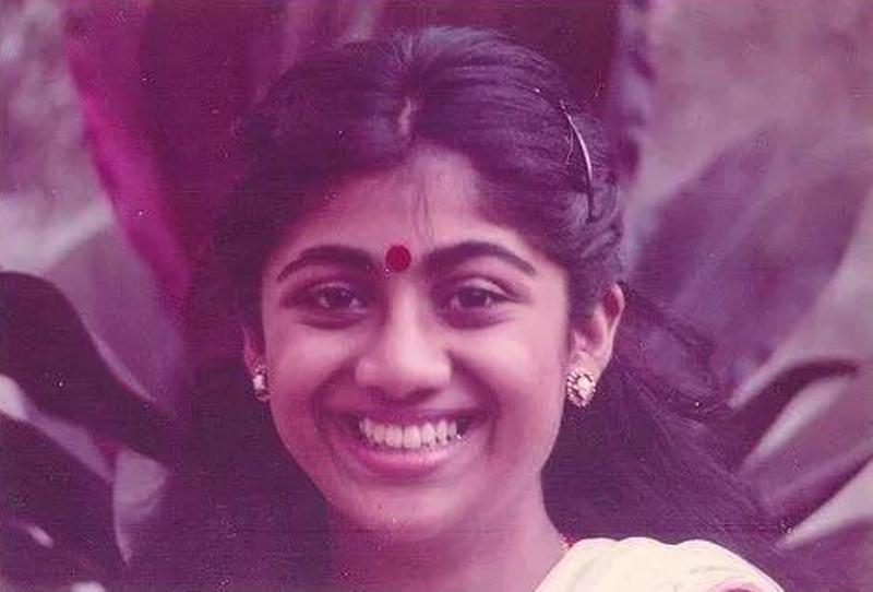 An Old Photo of Shilpa Shetty