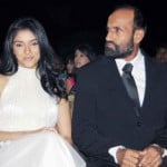 Asin with her father