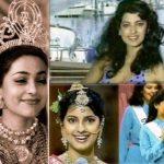 Juhi Chawla Miss India 1984