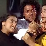 Kajol negative role in Gupt