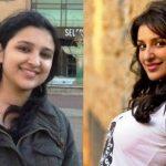 Parineeti Chopra then and now