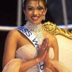 Priyanka Chopra Miss World 2000