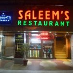 Saleems Restaurant in Delhi