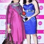 Prachi Desai with her mother Amita Desai