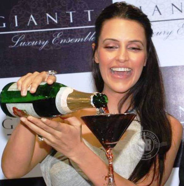 Neha Dhupia in an Event