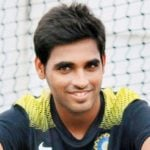 Bhuvneshwar Kumar Height, Weight, Age, Affairs & More