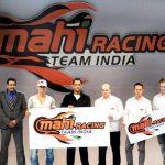 MS Dhoni Mahi Racing Team India