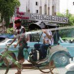 MS Dhoni hotel in Ranchi