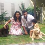 Ravichandran Ashwin, a dog lover