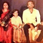 Rohit Sharma childhood photo