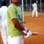 Suresh Raina in younger days