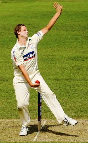 Steve Smith bowling