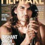 Sushant Singh Rajput Filmfare magazine