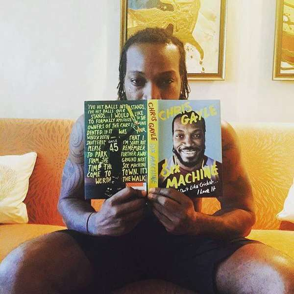 Autobiography of Chris Gayle, Six Machine