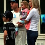 Brendon McCullum Wife & Children