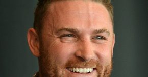 Brendon McCullum profile