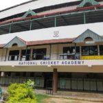 Gautam Gambhir - National Cricket Academy in Bengaluru