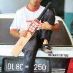 Gautam Gambhir in younger days
