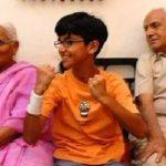 Gautam Gambhir's maternal grandparents