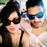 Yuvraj Singh with Leepakshi