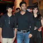 Athiya Shetty's Family