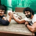 Prabhas with Laxman Reddy