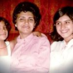 Lara Dutta childhood photo