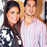 Lara Dutta with Dino Morea
