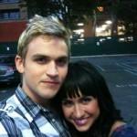 Lauren Gottlieb with Neil Haskell