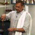 Nana Patekar Cooking
