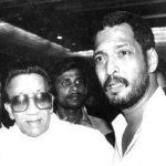 Nana Patekar With Bal Thackeray
