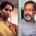 Nana Patekar and Smita Patil