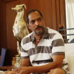 Nana Patekar in his House