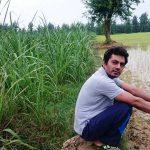 Nawazuddin Siddiqui At His Farm Fields