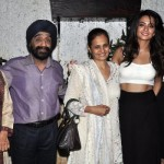 Surveen Chawla Family