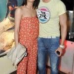 Surveen Chawla with Gaurav Chopra