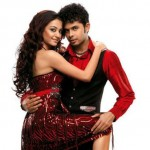 Surveen Chawla with S.Sreesanth