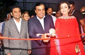 A. R. Rahman KM College Of Music And Technology Inaugurated By Mukesh Ambani