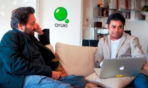 A. R. Rahman And Shekhar Kapoor