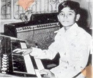 A. R. Rahman's Childhood Photo