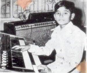 A. R. Rahman's Childhood Photo