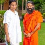 Baba Ramdev and Acharya Balkrishan
