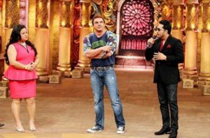 Bharti Singh hosted 'Comedy Nights Bachao'